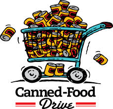 canned food drive